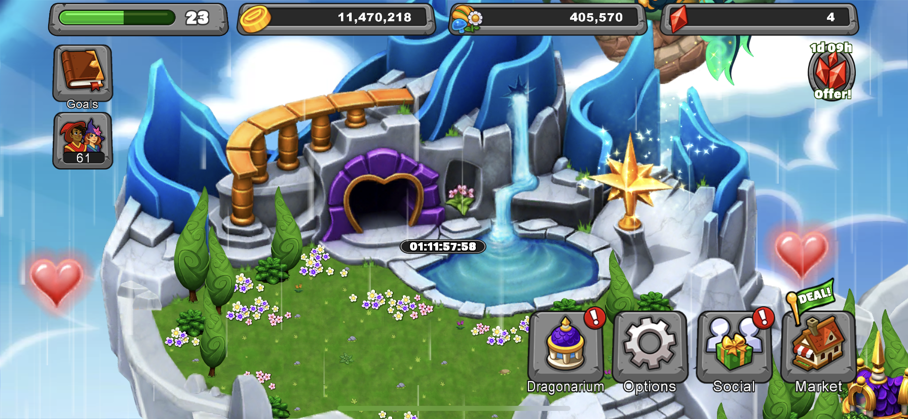 Does anyone know what this could be? I bred a Teidian dragon and a Nebula