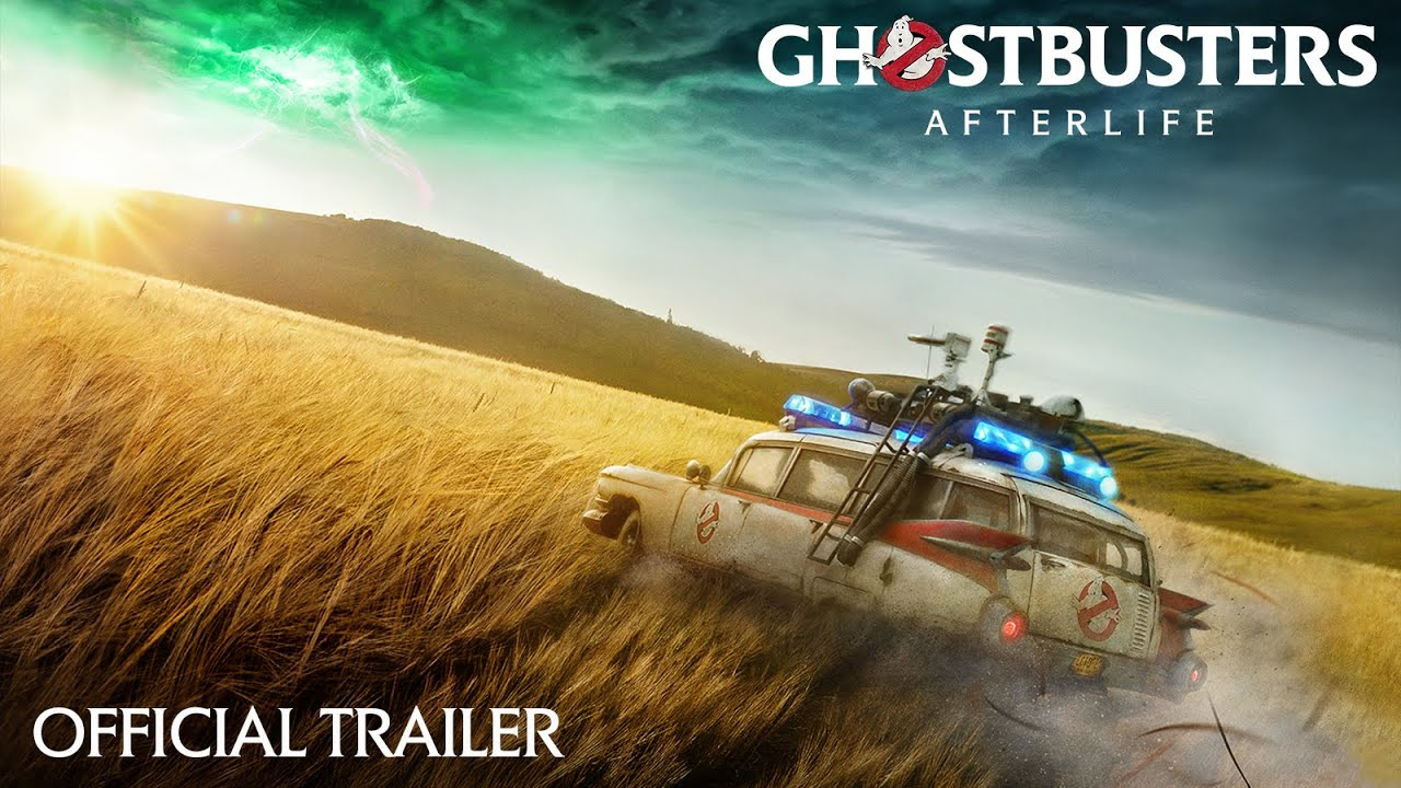 GHOSTBUSTERS: AFTERLIFE - Official Trailer (HD)