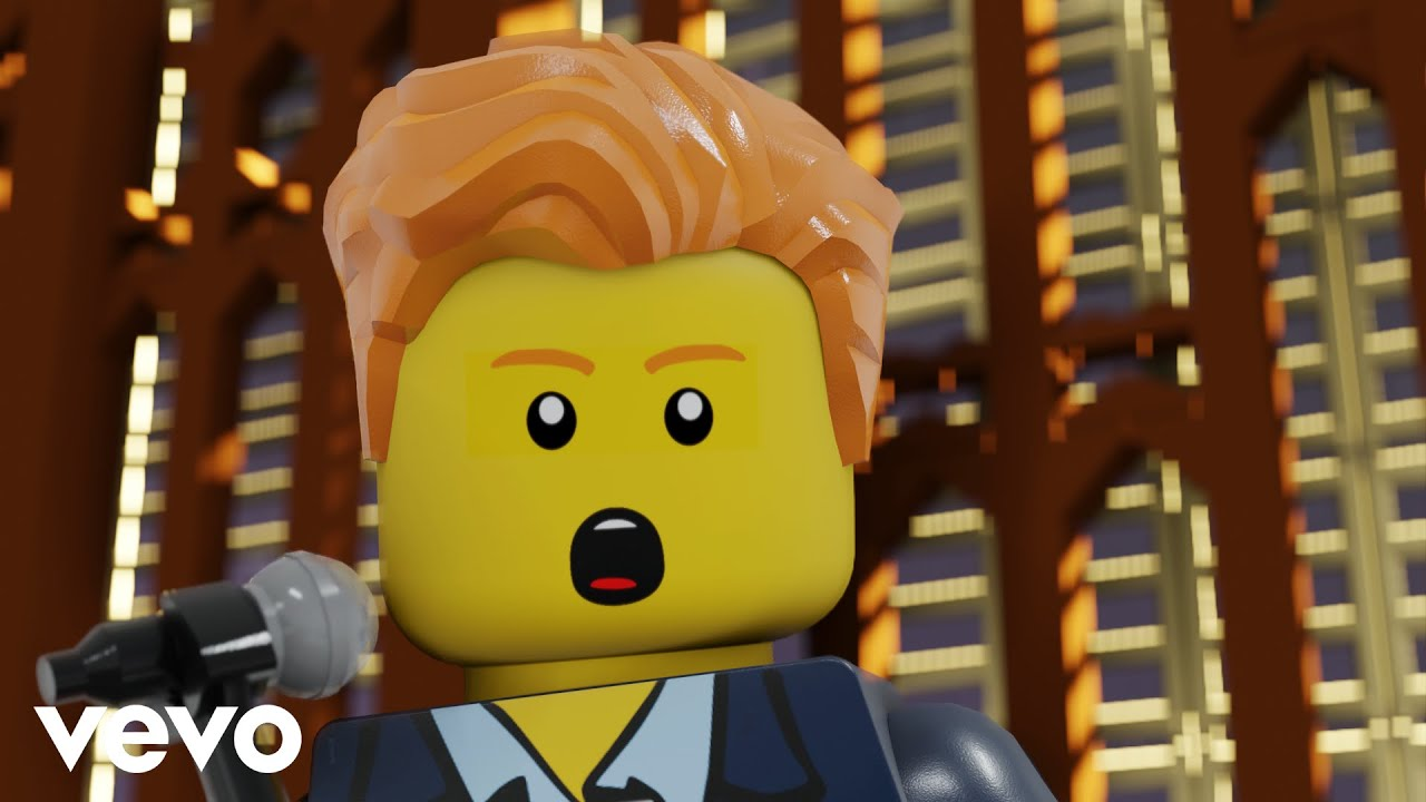Never Gonna Give You Up, but it's LEGO | Brick Roll |
