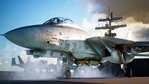 ACE COMBAT 7 Gameplay 13 Minutes Demo (E3 2017)