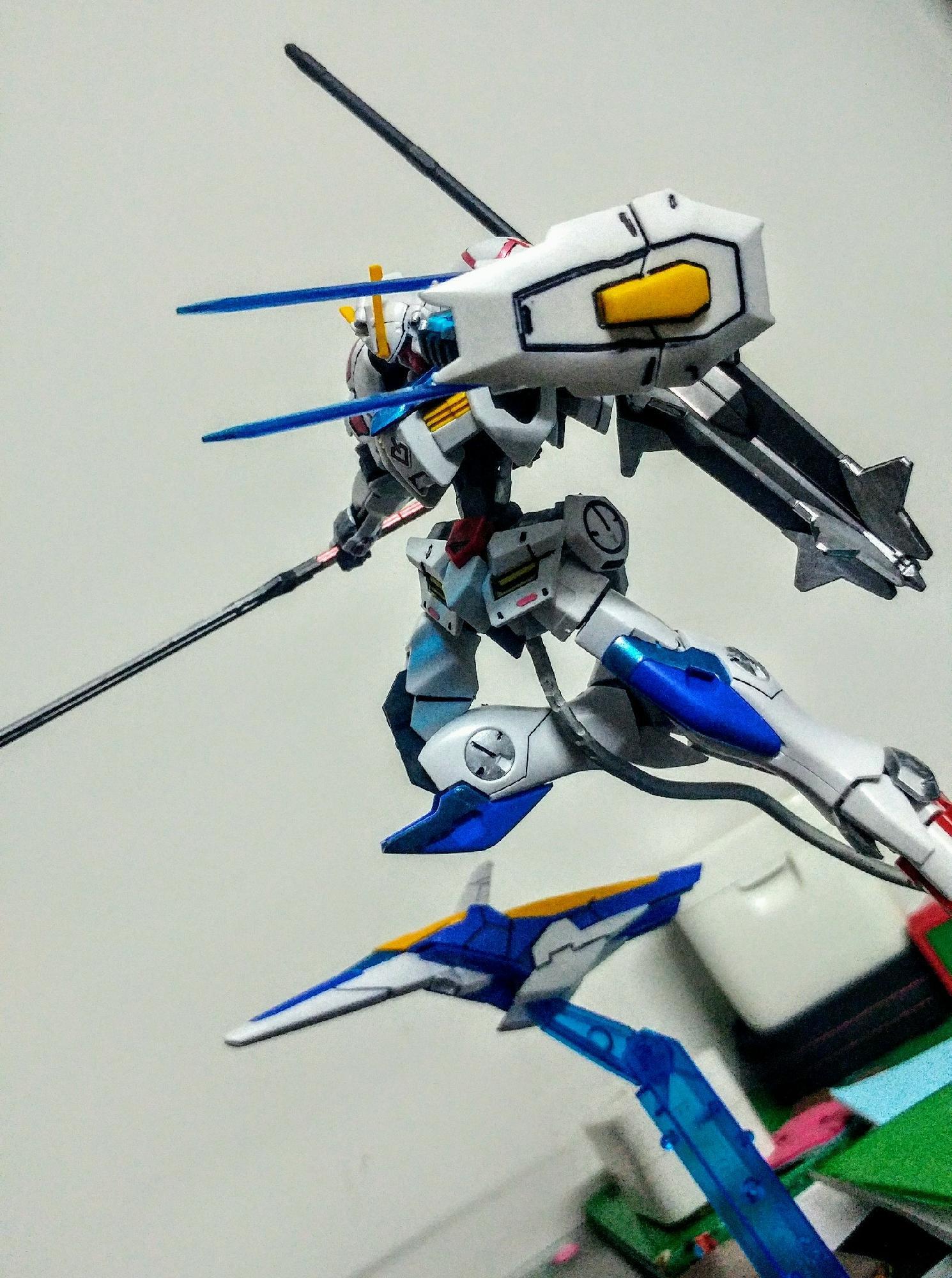 Just a new custom of Victory 2 Gundam
