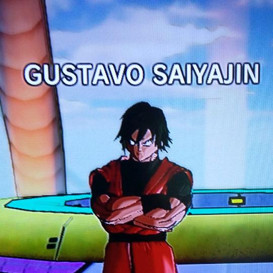 GUSTAVO SAIYAJIN's avatar