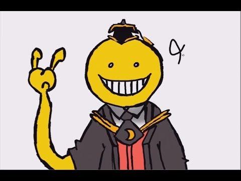 Koro Sensei From Assassination Classroom - Hanimations #2