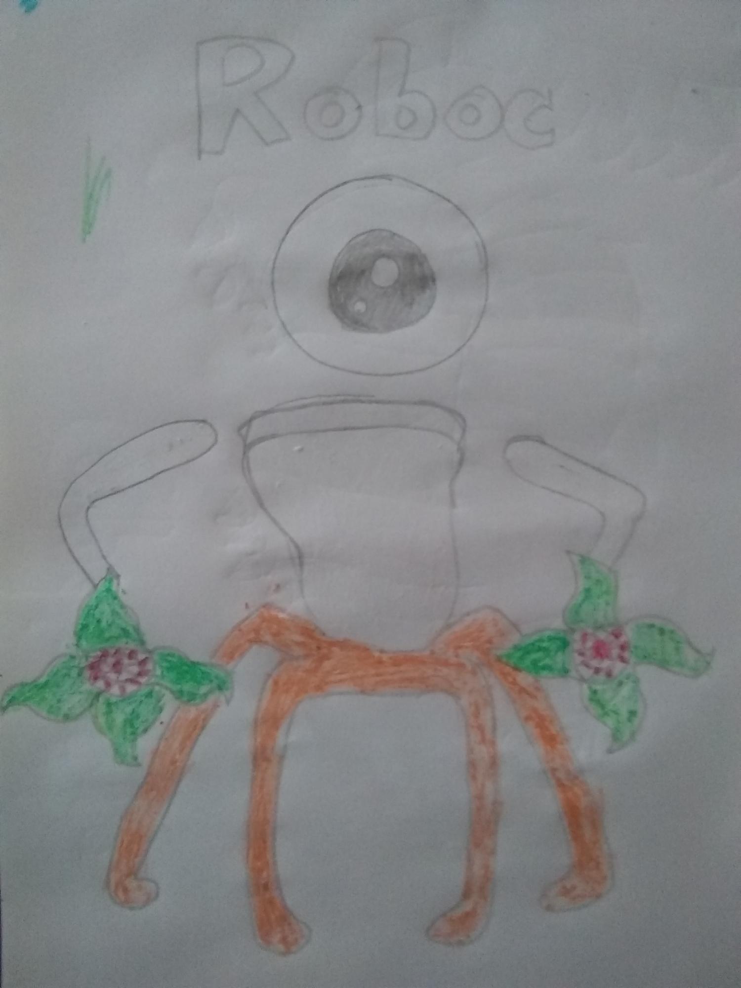 Roboc : Héroe de otro mundo Prologo