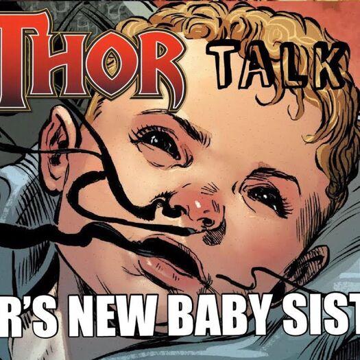 Laussa Odinsdottir: Thor's Baby Sister Explained