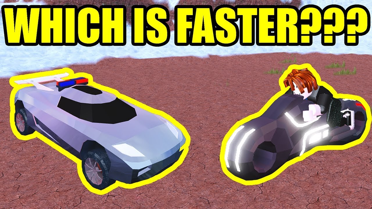 Roblox Jailbreak Volt Bike Can The Volt Bike New Beat The Volt Bike Old Fandom
