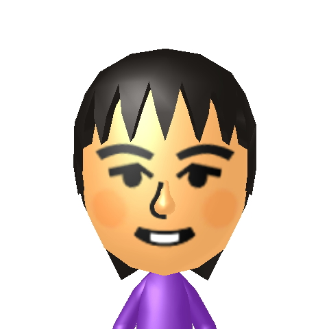 Cheng-Han From Wii Sports