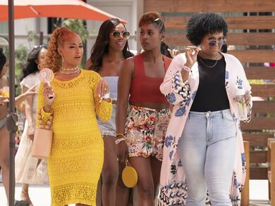 Issa and Girls Coachella Pool Party S3 Ep5