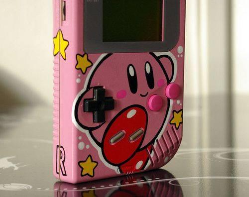 Hermosa Game boy edicion de Kirby ☺❤