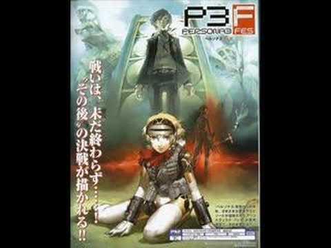 Persona 3 - Aigis' Halp Song