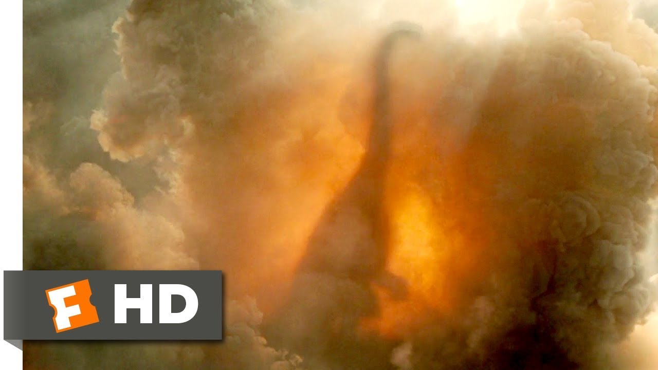 Jurassic World: Fallen Kingdom (2018) - The Death of Jurassic Park Scene (5/10) | Movieclip