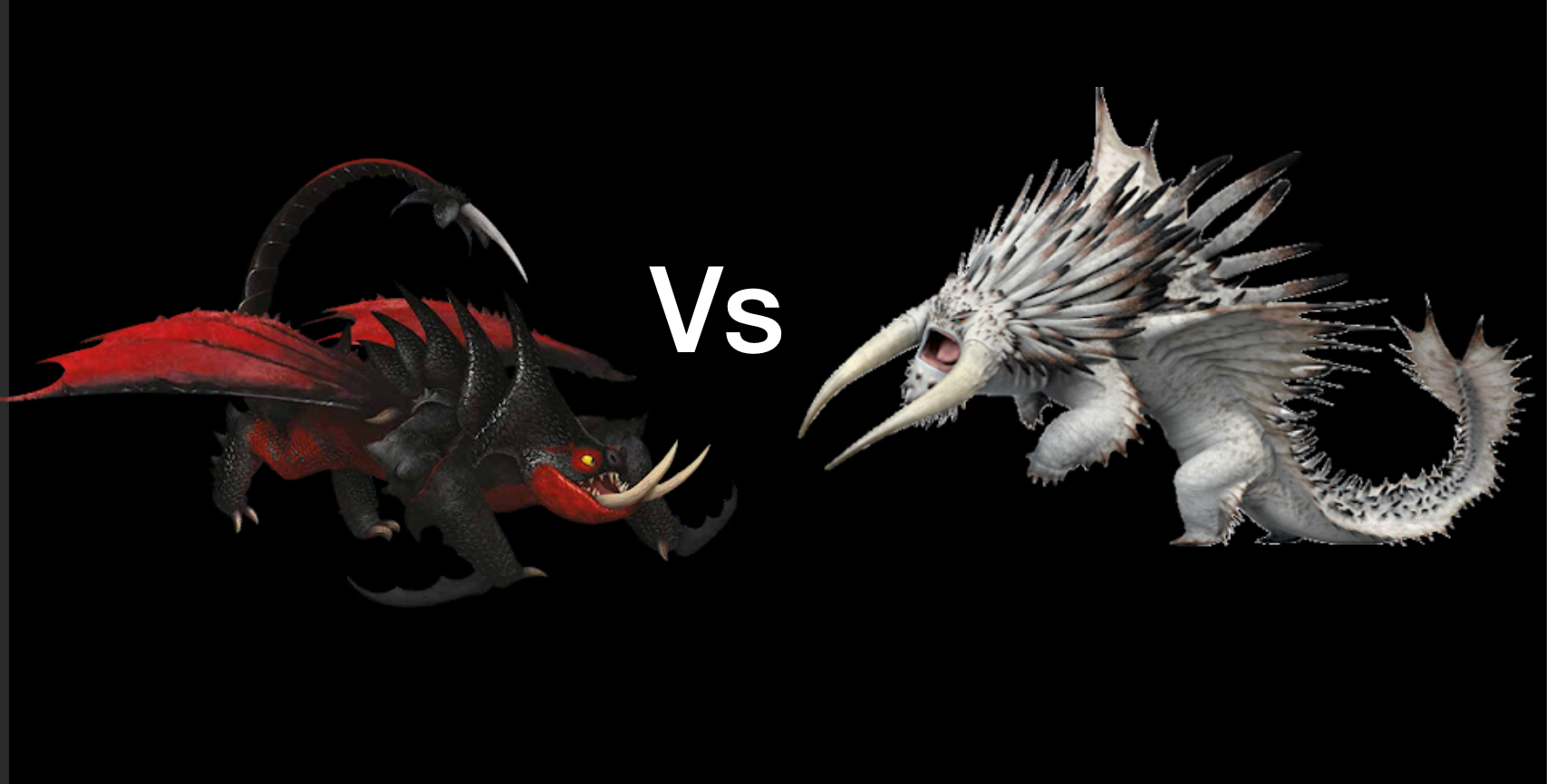 Dragon Vs Fandom