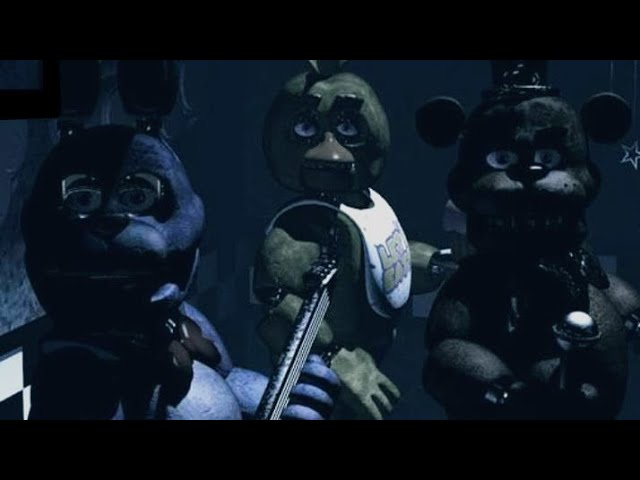 Gameplay | Five Nights At Freddy's | Quase Chorei | Episodio 2