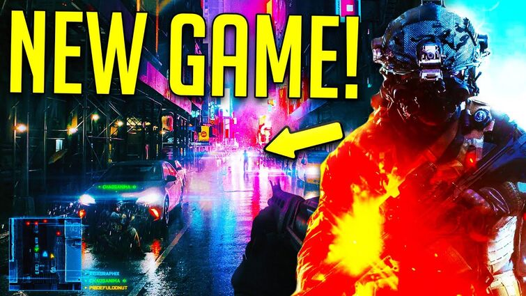 NEW BATTLEFIELD GAME IN 2023 & BF42 EXCLUSIVE INFO! (BATTLEFIELD BATTLE ROYALE OR BAD COMPANY 3!?)