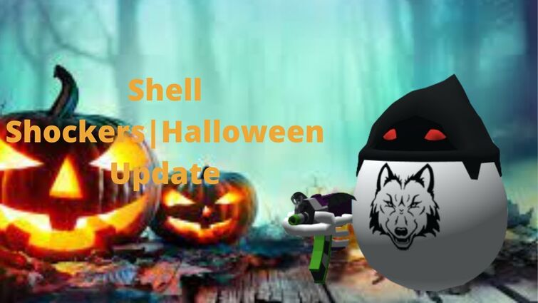 Shell Shockers | Halloween Update!