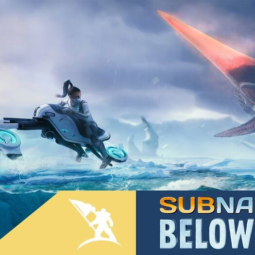 Subnautica: Below Zero Early Access Trailer