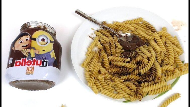 Nutella Noodles