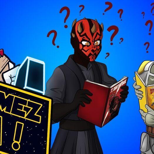 Le problème de l'Univers Étendu - FERMEZ LA (Le mois Star Wars II)