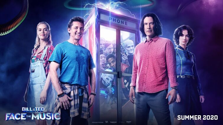 BILL & TED FACE THE MUSIC Official Trailer #2 (2020)