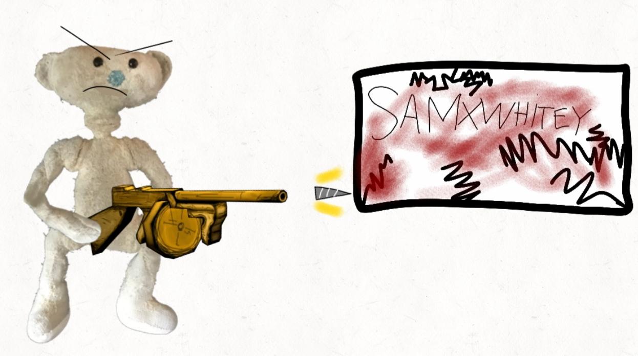 Bear Killing Sam X Whitey Fandom