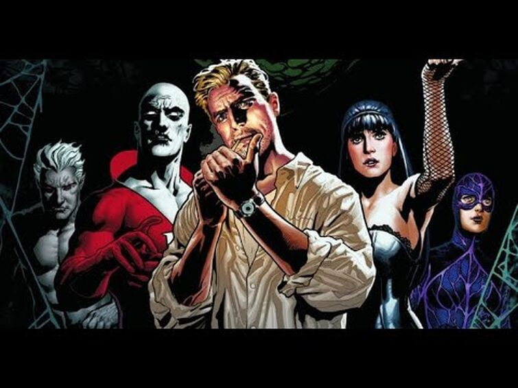Superhero Game Ideas #6: Justice League Dark