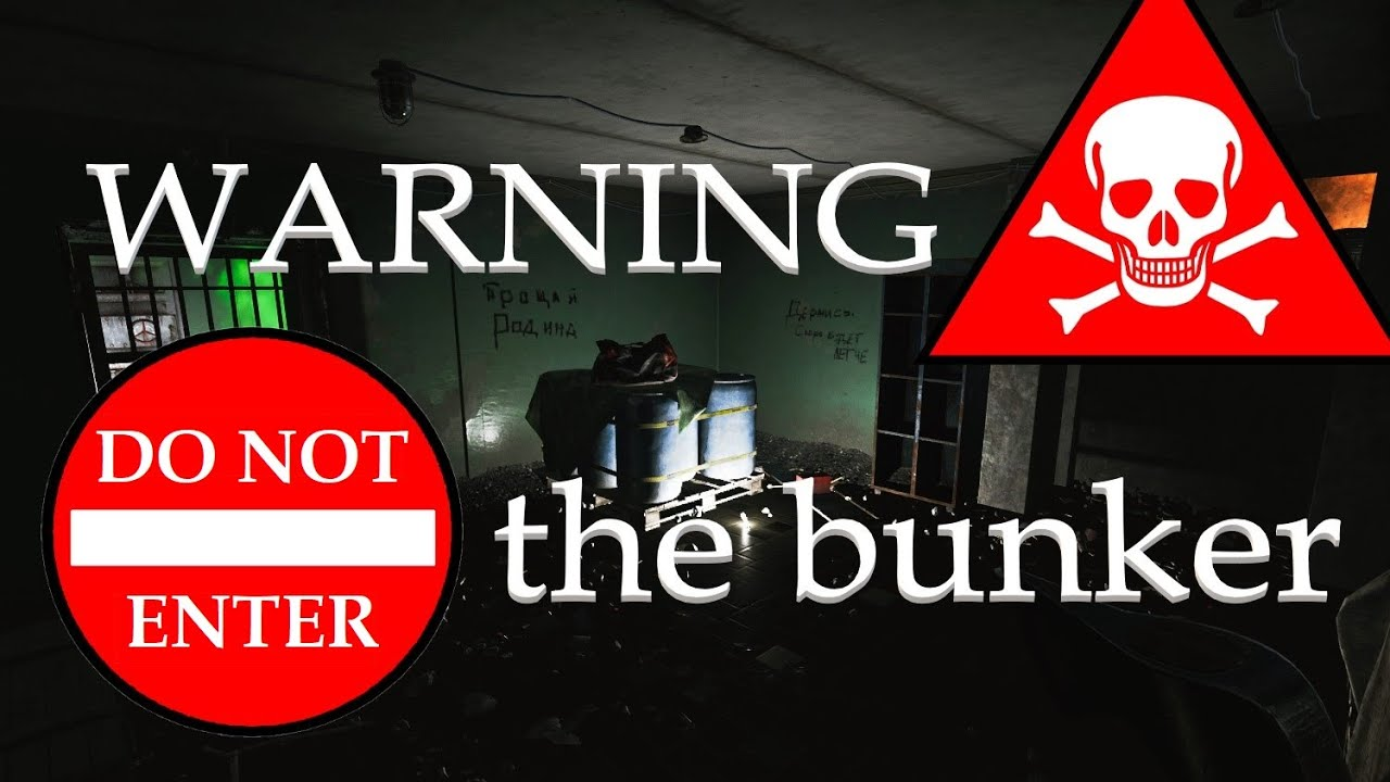 Camping ZB-014 bunker on Woods - EFT Highlights - Escape from Tarkov