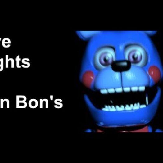 Five Nights at Bon Bon!! #1 || OUR FNAF FANGAME!!