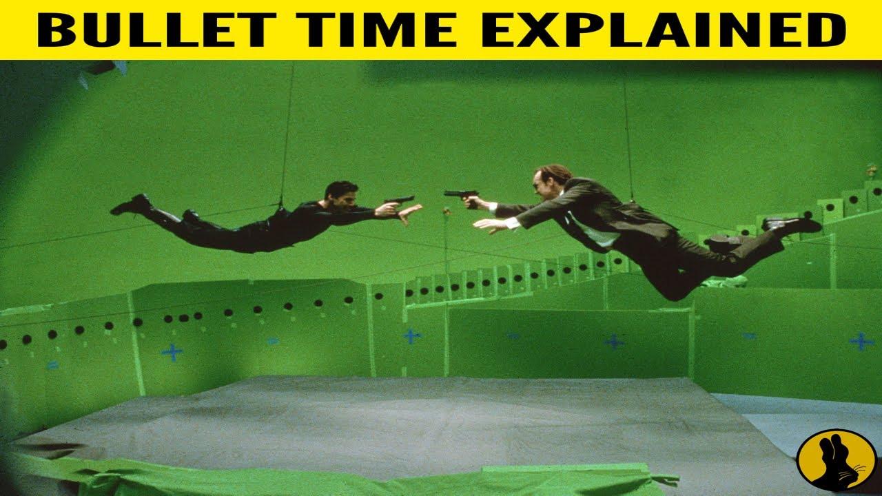THE MATRIX | Bullet Time Explained