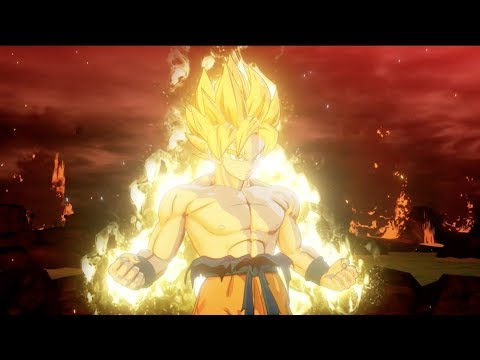 DRAGON BALL Z: KAKAROT - E3 Gameplay Reveal Trailer | X1, PS4, PC
