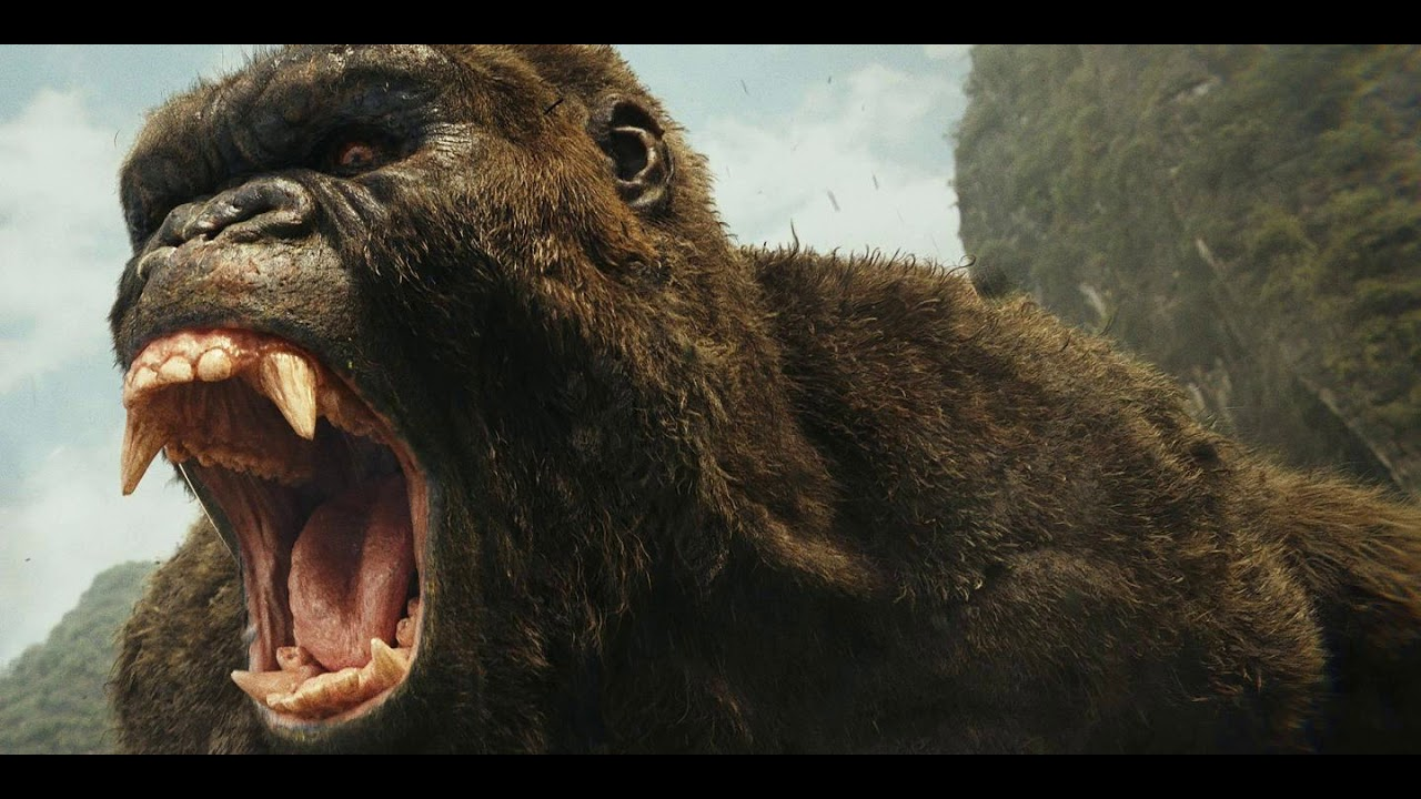 Kong 2017 Sound Effects (Complete Movie Version)
