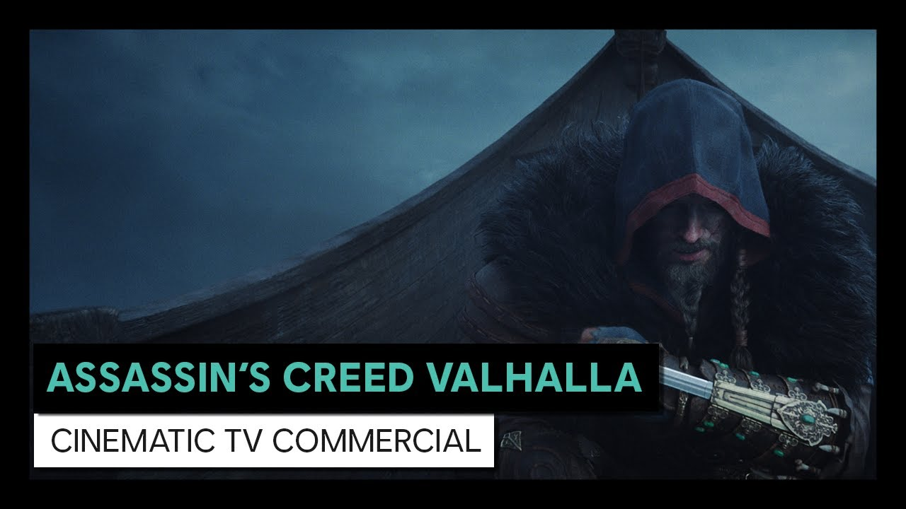 ASSASSIN'S CREED VALHALLA - CINEMATIC TV COMMERCIAL