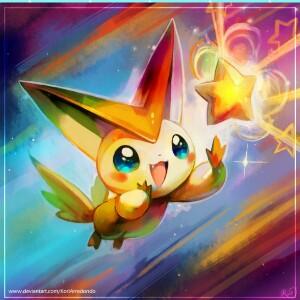 Cute Victini's avatar