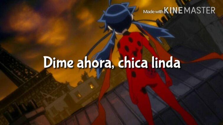 Up Ladybug- español