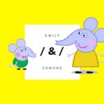 Emily & Edmond Elephant