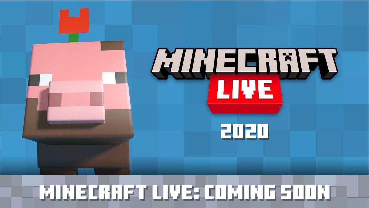 Minecraft Live 2020