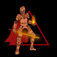 Fire Knight final