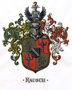 Rausch Coat Of Arms