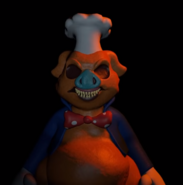 Demon Mr. Pig