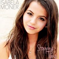 Isabela on the cover of Stopping Time