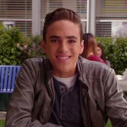 Gorgeous Eighth Grade Boy