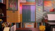 Roberts office in new friend 7