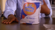 Flour baby 10