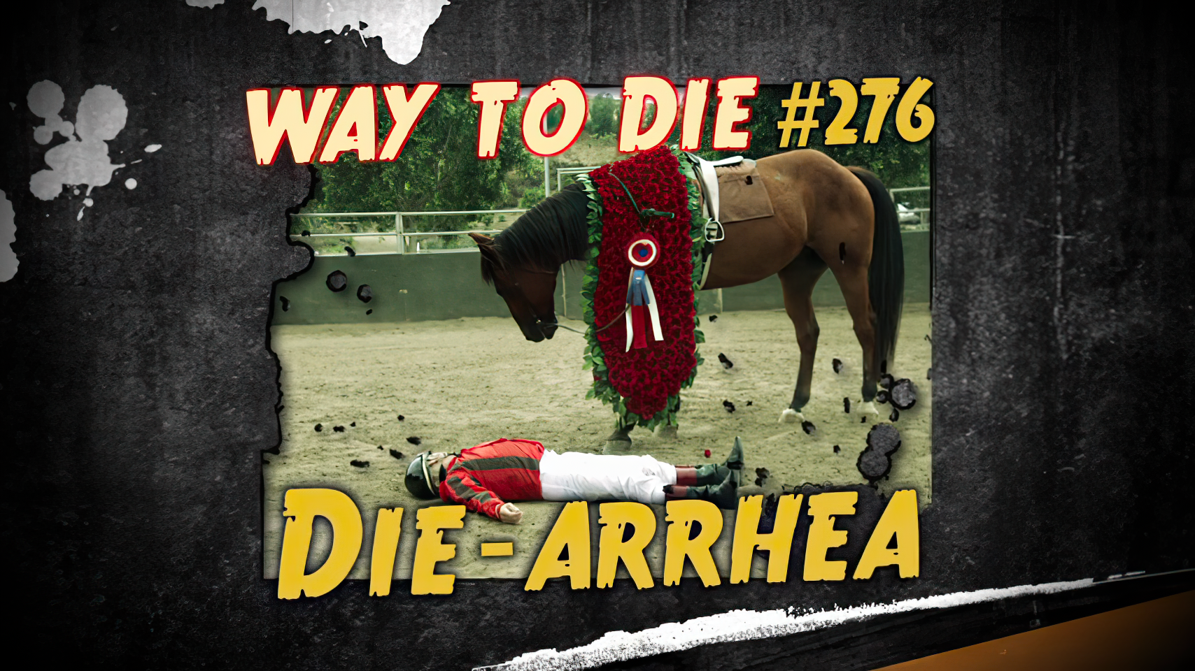 Die-arrhea