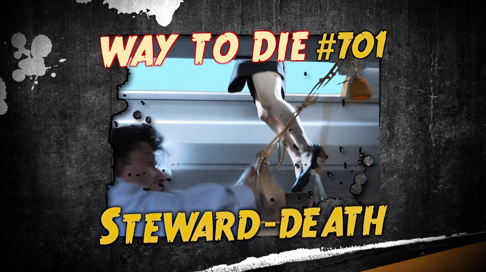 Steward-death