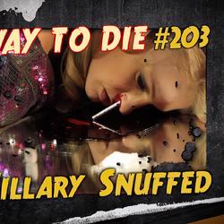 Hillary Snuffed