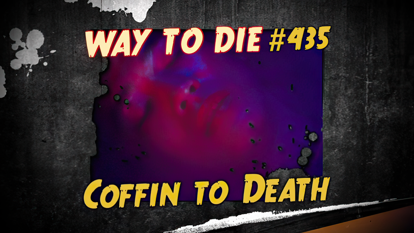 Coffin to Death