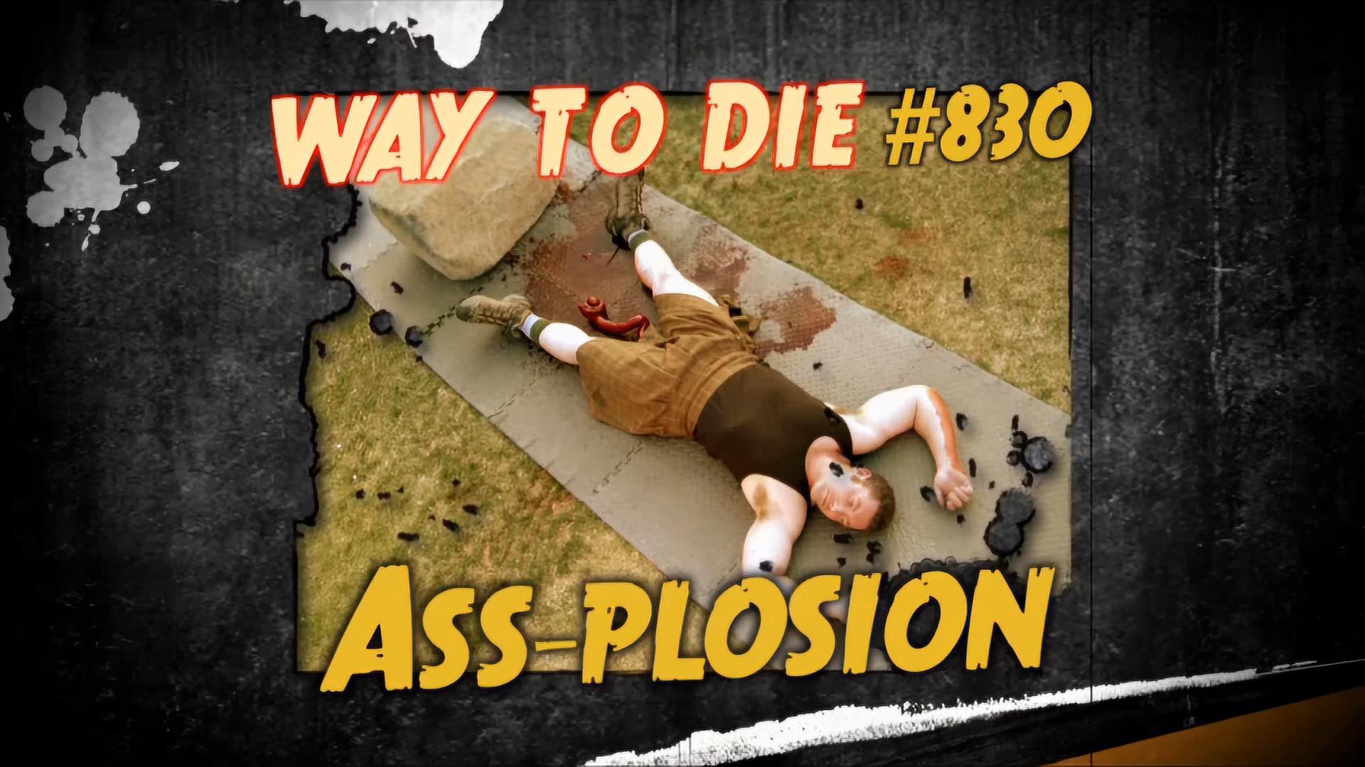 Ass-Plosion
