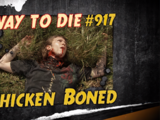 Chicken Boned