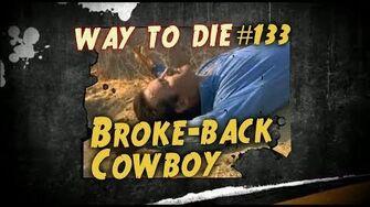 1000_Ways_To_Die_133_Broke-back_Cowboy_(German_Version)-0