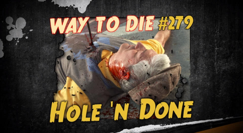 Hole 'n Done